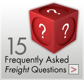 Arizona Freight FAQ